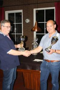 Ben Hendrickx winnaar Swalmer competitie 2016